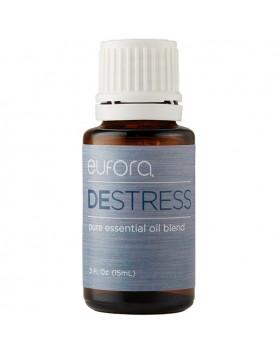 eufora wellness DESTRESS pure essential oil blend